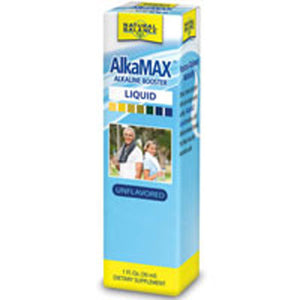 AlkaMax Alkaline Booster 1 Oz by Natural Balance (Formerly known as Trimedica)