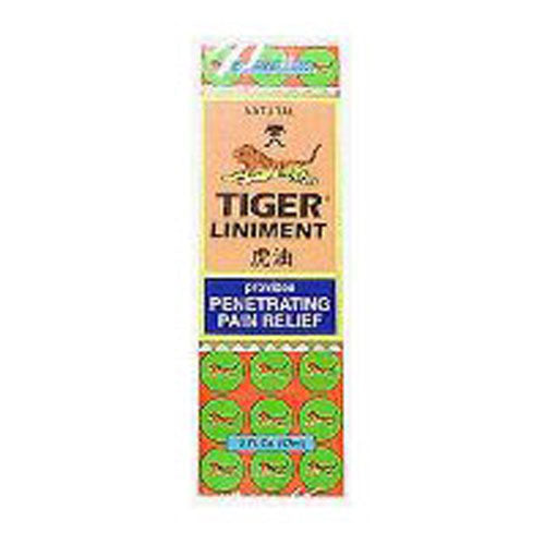 Tiger Liniment 2 Fl Oz by Tiger Balm