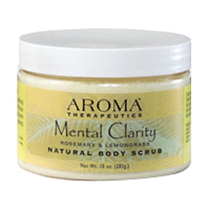 Body Scrub Mental Clarity 10 Oz by Abra Therapeutics (2588934471765)