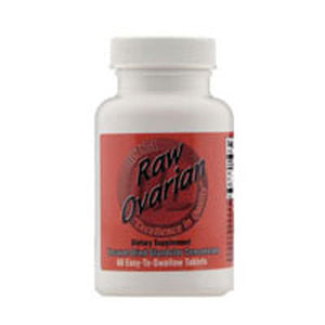 Raw Ovarian 60 Tabs by Ultra Glandulars