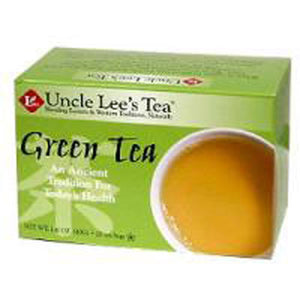 Green Tea ORIGINAL , 100 BAG by Uncle Lees Teas