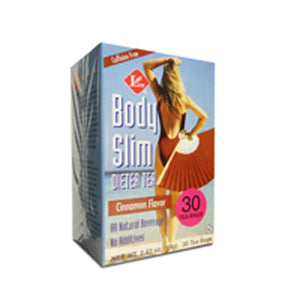 Body Slim Dieter Tea- Cinnamon 30 Bag by Uncle Lees Teas (2584217518165)