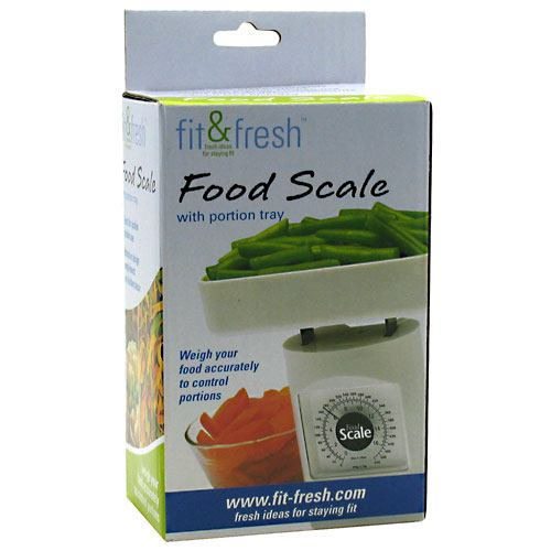 Diet Scale 1 PC EA by Fit & Fresh