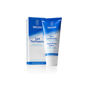 Salt Toothpaste 2.5 OZ by Weleda (2588722528341)