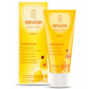 Baby Calendula Face Cream 1.7 Oz by Weleda (2588919332949)
