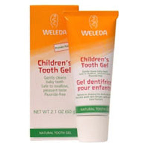 Children's Tooth Gel 1.78 Oz by Weleda (2588722102357)