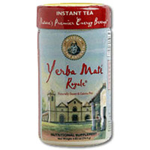 Instant Yerba Mate Tea 2.82 Oz by Wisdom Natural