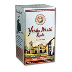 Instant Yerba Mate Royale Tea 2.82 Oz by Wisdom Natural (2584060559445)