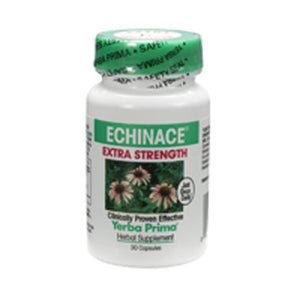 Echinacea Extra Strength 30 Caps by Yerba Prima