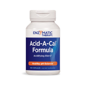 Acid-A-Cal 100 Caps by Enzymatic Therapy (2583965728853)