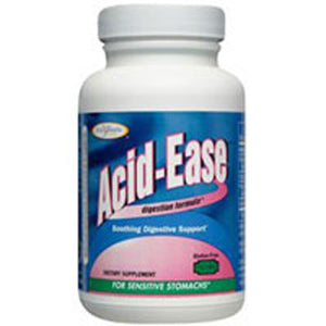 Acid-Ease 180 UltraCaps by Enzymatic Therapy (2583964581973)