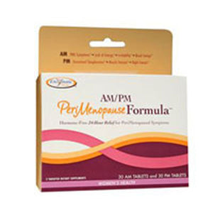 AM/PM Perimenopause Formula 60 tabs by Enzymatic Therapy (2584079499349)
