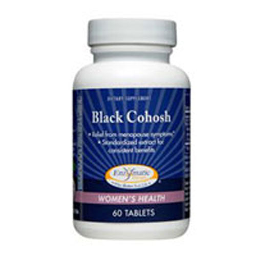 Black Cohosh 60 Tabs by Enzymatic Therapy