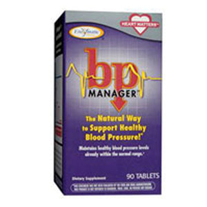 Bp Manager 90 Tabs by Enzymatic Therapy (2584130748501)