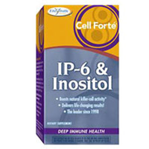 IP-6 & Inositol 120 tabs by Enzymatic Therapy