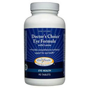 Doctor's Choice Eye Formula 90 Tabs by Enzymatic Therapy (2583965335637)