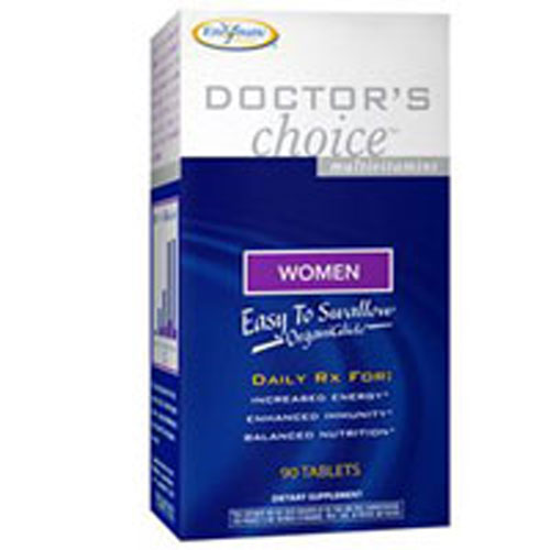 Doctor's Choice for Women 90 Tabs by Enzymatic Therapy