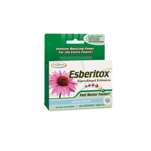 Esberitox 100 cheweable Tabs by Enzymatic Therapy