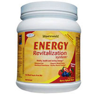 Fatigued To Fantastic Energy Revitalization System 21.6 oz Berry Splash Flavor by Enzymatic Therapy
