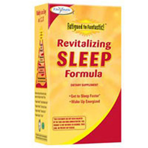Fatigued To Fantastic Revitalizing Sleep Formula 30 Caps by Enzymatic Therapy