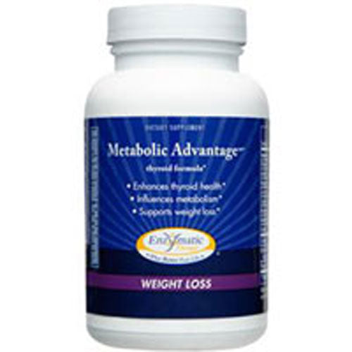 Metabolic Advantage 100 Caps by Enzymatic Therapy
