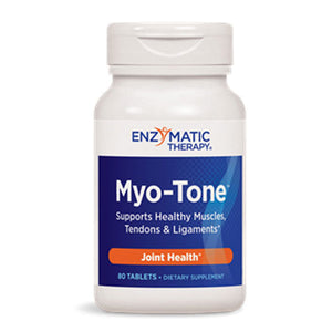 Myo-Tone 80 Tabs by Enzymatic Therapy (2583966384213)
