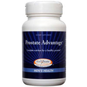 Prostate Advantage (Saw Palmetto Complex) 60 Softgel by Enzymatic Therapy (2583964778581)