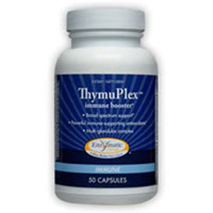 ThymuPlex 50 Tabs by Enzymatic Therapy (2583966974037)