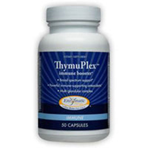 ThymuPlex 50 Tabs by Enzymatic Therapy