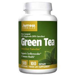 Green Tea 100 Caps by Jarrow Formulas
