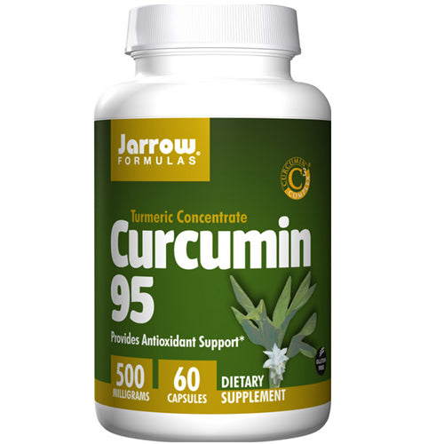 Curcumin 95 60 Caps by Jarrow Formulas