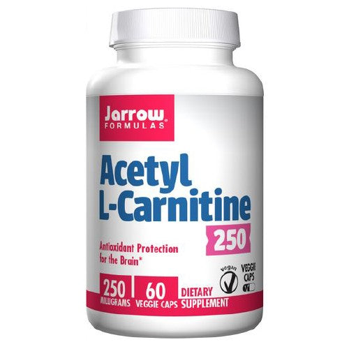 Acetyl L-Carnitine 60 Caps by Jarrow Formulas