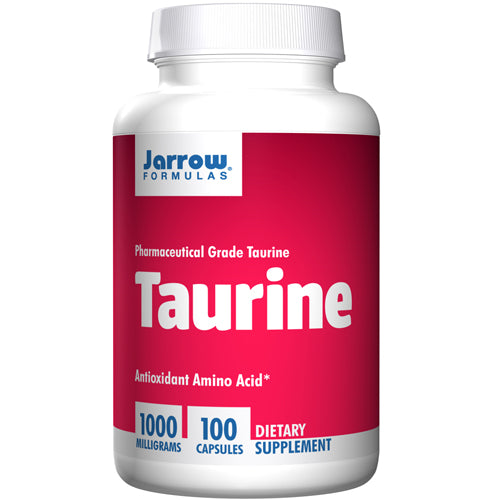 Taurine 100 Caps by Jarrow Formulas