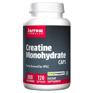 Creatine Monohydrate 120 Caps by Jarrow Formulas (2583952851029)