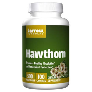 Hawthorn 100 Caps by Jarrow Formulas (2583952883797)