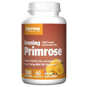 Evening Primrose Oil 60 Softgel by Jarrow Formulas