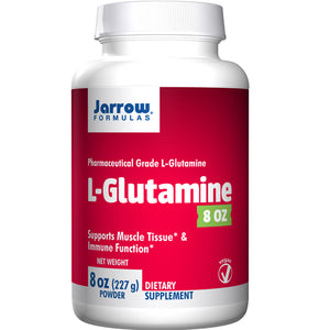 L-Glutamine 8 Oz by Jarrow Formulas