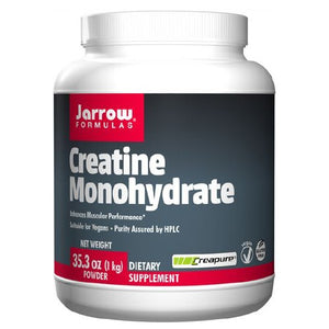 Creatine Monohydrate 35.3 oz (1000 g) by Jarrow Formulas