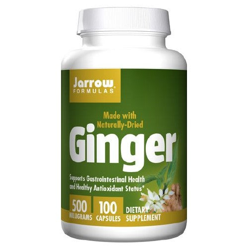 Ginger 100 Caps by Jarrow Formulas