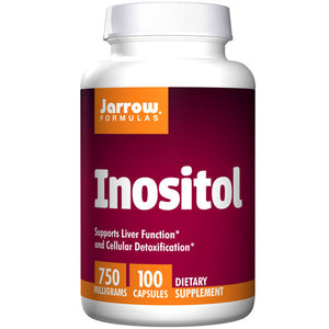 Inositol 100 Caps by Jarrow Formulas (2583960354901)