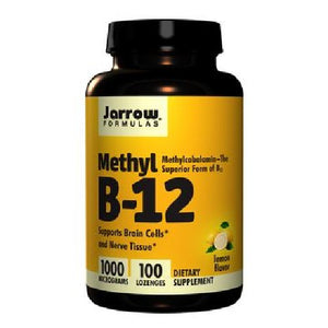 Methyl B-12 100 Lozenges by Jarrow Formulas