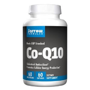 Co-Q10 60 Caps by Jarrow Formulas (2583960682581)