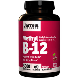 Methyl B-12 60 lozenges by Jarrow Formulas