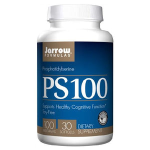 Phosphatidyl Serine ( PS-100) 30 Softgel by Jarrow Formulas