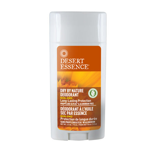 Dry By Nature Deodorant 2.5 Oz by Desert Essence