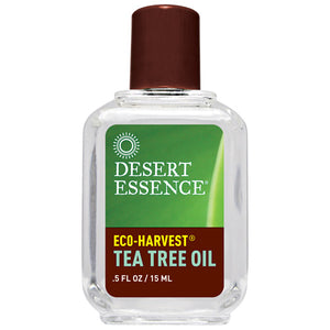Eco-Harvest Tea Tree Oil 0.5 Fl Oz by Desert Essence (2583978377301)