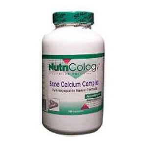 Bone Calcium Complex 180 Caps by Nutricology/ Allergy Research Group