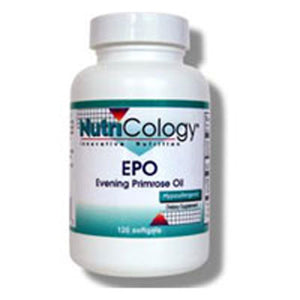 Evening Primrose Oil 120 Sftgls by Nutricology/ Allergy Research Group (2584013832277)