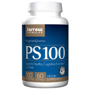 Phosphatidyl Serine ( PS-100) 60 Softgel by Jarrow Formulas