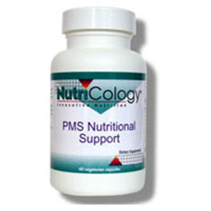 PMS Nutritional Support 60 Vcaps by Nutricology/ Allergy Research Group